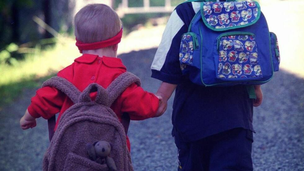 GA OPP:  Kjell Gustumhaugen sluttet som barnehagelærer. Her forteller han hvorfor. Foto: Tor Richardsen / NTB Scanpix