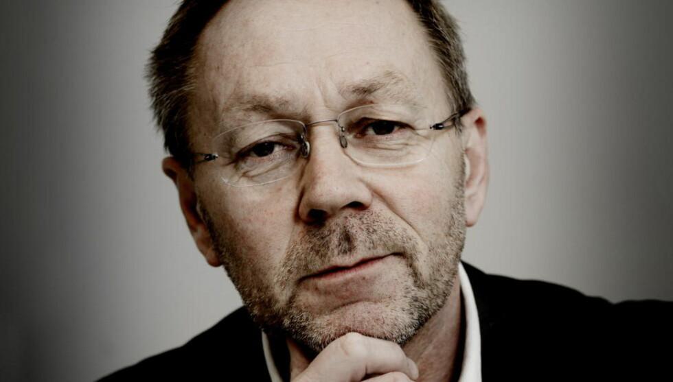 ADVARER: Terskelen for å gripe inn mot meningsartikler i løpende debatter bør være meget høy, skriver sjefredaktør John Arne Markussen i Dagbladet.  Foto: Lars Eivind Bones / Dagbladet
