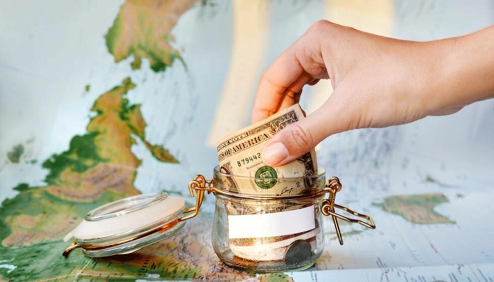 TIPS OM TIPS: Hva som anses som riktig tips for diverse servicetjenester varierer fra land til land. Her får du en liste som gir en god pekepinn. Foto: NTB Scanpix