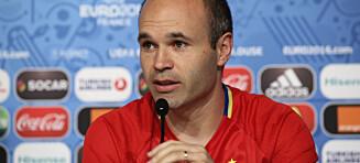 Iniesta innrømmer: VM-fiaskoen førte til spansk endring