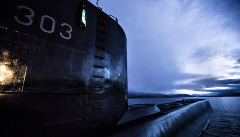 SKAL KJØPE NYE UBÅTER: Nye ubåter er noe av det regjeringen vil prioritere ifølge lekkasjene fra langtidsplanen til Forsvaret som legges fra fredag.  Foto: Halvor Solhjem Njerve /Aftenposten