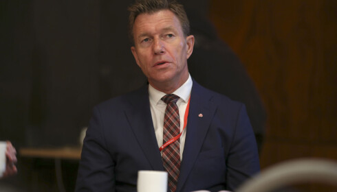 TVILER: Terje Aasland mener Høyre vil selge arvesølvet. Foto: Terje Pedersen / NTB scanpix