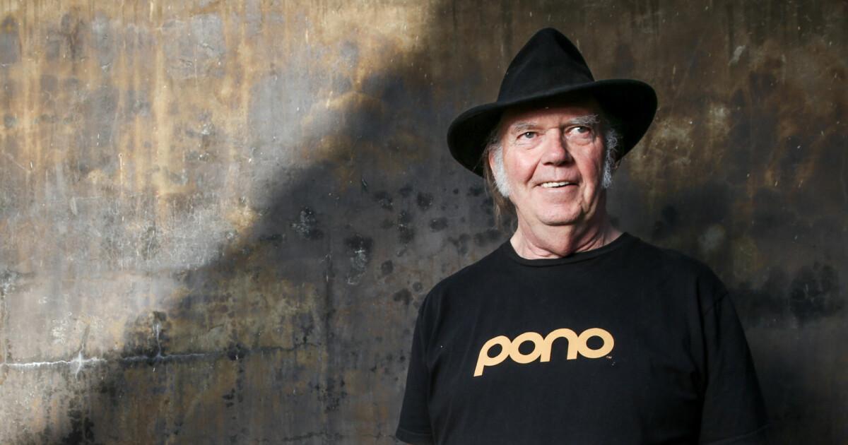 Neil Young: - Vi er ikke fiender