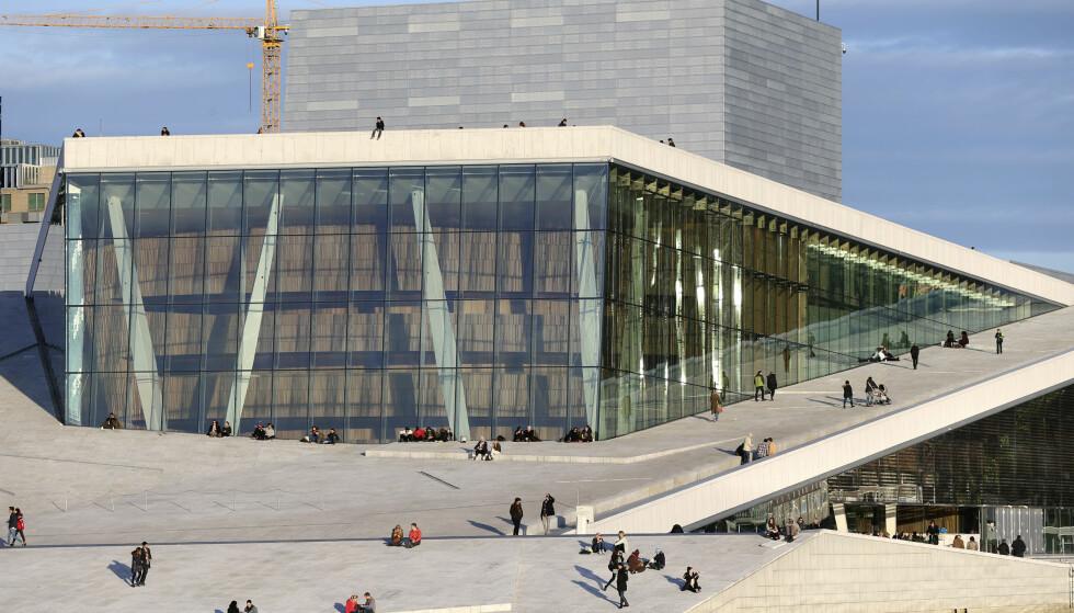 FRYKTER KUTT: Ansatte ved Den Norske Opera i Oslo frykter konsekvensene av nytt pensjonsforslag. Foto: Vidar Ruud / NTB scanpix