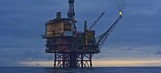 Stor prisoppgang på olje