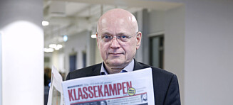 Bjørgulv Braanen går av som redaktør i Klassekampen