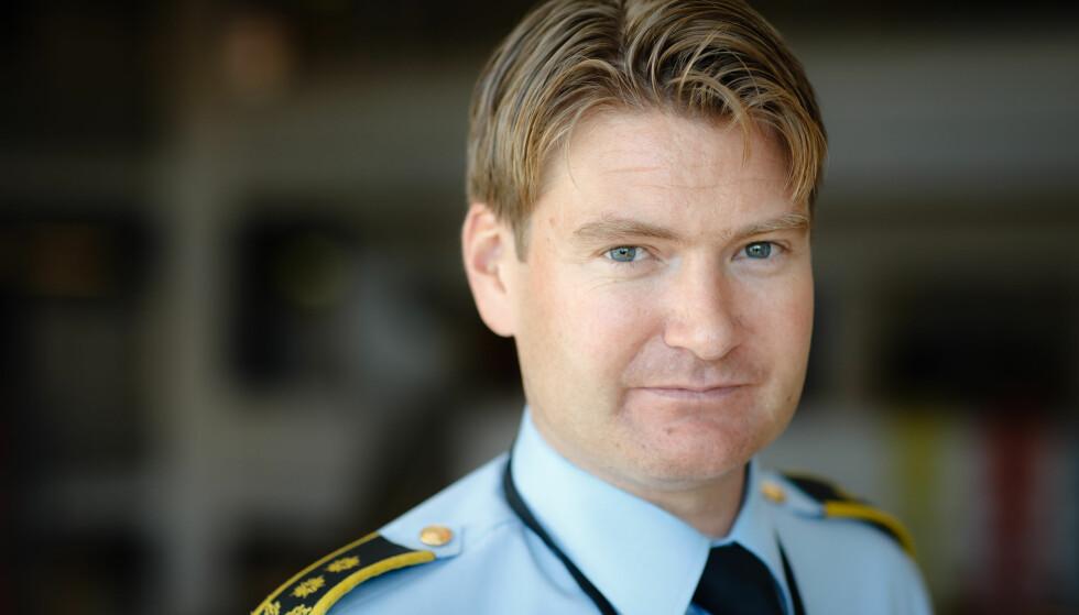 DÅRLIG RETTSSIKKERHET: Politiadvokat Christian Hatlo i Oslo politidistrikt mener barn har dårligere rettssikkerhet enn voksne. Foto: Ilja Hendel / SCANPIX