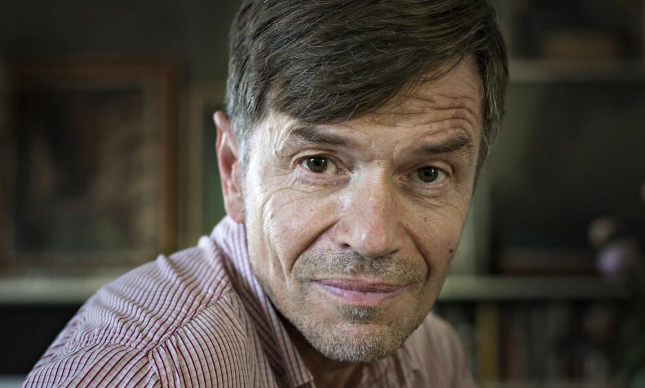 DEBATT: I dette debattinnlegget svarer Dagbladets anmelder Aage Borchgrevink på Kjetil Rolness' kritikk av hans vurdering av Terje Tvedts nye bok, Det internasjonale gjennombruddet. Foto: Dagbladet
