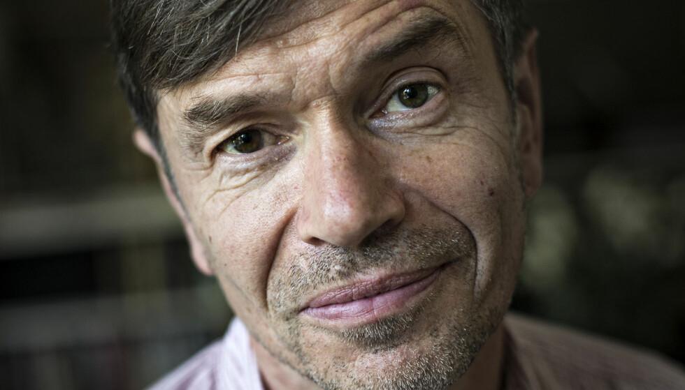RASER PÅ FACEBOOK: Kjetil Rolness raser etter torsdagens utgave av Debatten på NRK1. Foto: Scanpix