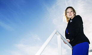 KRITISK: Leder i Oslo Frp Aina Stenersen. Foto: Nina Hansen