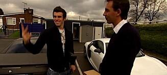 Lundekvam minnes da Bale kom inn i garderoben: - Han er blitt litt umenneskelig