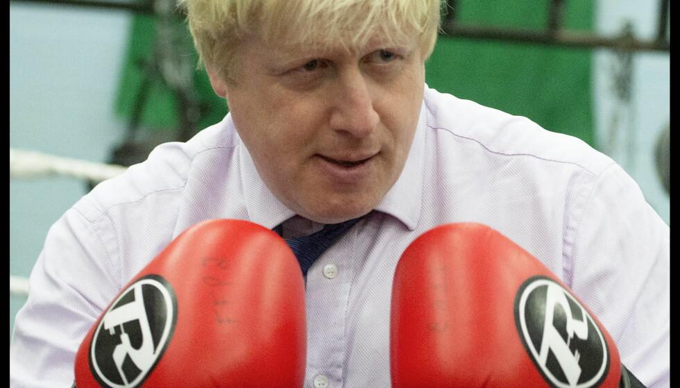 KNOCK-OUT: Boris Johnson ledet Leave-kampanjen til en overraskende seier for Brexit, men er selv nede for telling, i likhet med store deler av britisk toppolitikk. Picture by Andrew Parsons / i-Images.