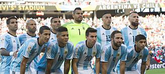 Derfor blir Argentina bedre uten Lionel Messi