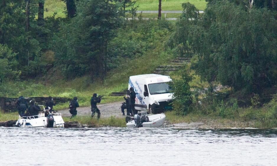 TERROREN RAMMET:  I etterkant av terrorangrepene mot Regjeringskvartalet og Utøya, den 22. juli 2011, konkluderte 22. juli-kommisjonen blant annet med at evnen til å koordinere og samhandle var mangelfull. Foto: Jan Bjerkeli