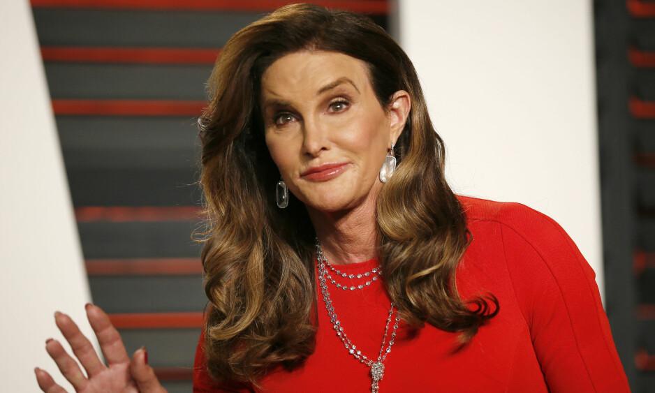 ÅPENHJERTIG: Caitlyn Jenner, som har vært gift tre ganger, skriver i ny bok at hun ikke tror at hun kommer til å være seksuell med en kvinne igjen. Foto: Reuters / NTB scanpix