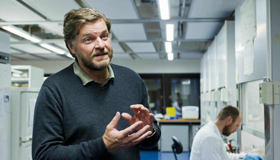 FARLIG: - Selv narkomane skjønner at dette er farlig. Det er lett å ta overdose, sier medisinsk fagdirektør i det norske Legemiddelverket, Steinar Madsen. Foto: Berit Roald / Scanpix