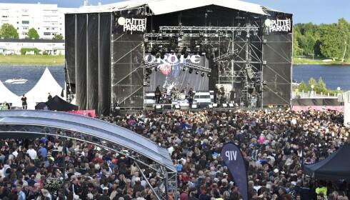 FESTIVALEN: Putte i Parken arrangeres i flere svenske byer, deriblant Karlstad. Festivalen er gratis. TÄRNHUVUD ANNA  / Aftonbladet / IBL Bildbyrå