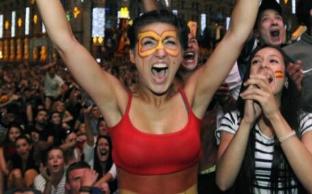 Gruppe D: Ny triumf eller ny katastrofe for Spania?