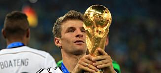 EM-gruppe C: Blir Thomas Müller Tysklands store helt nok en gang?