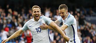 EM-gruppe B: England naturlige favoritter, Slovakia kan overraske