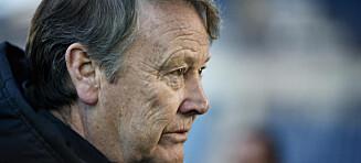 Hareide etter dansk kollaps: - Som trener er man alltid bekymret