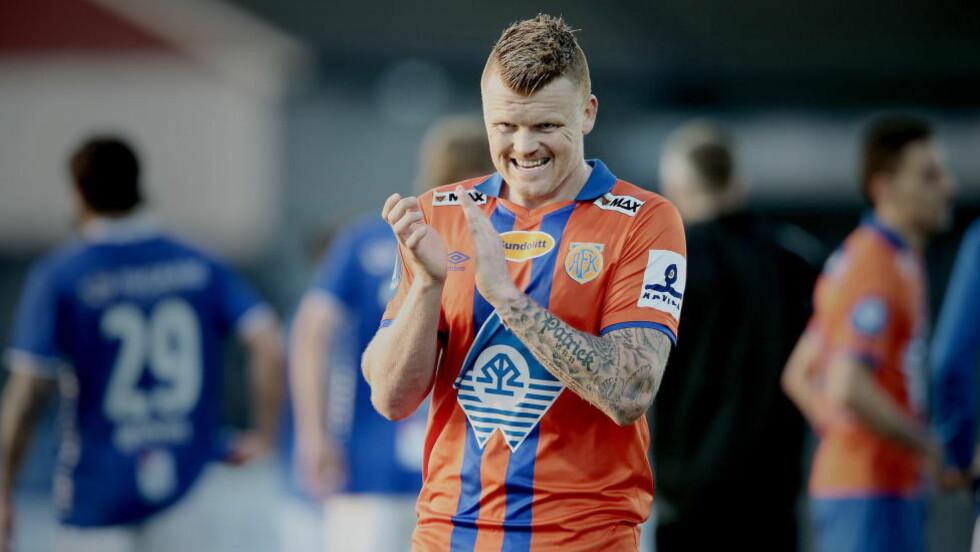TRENERDRØM: John Arne Riise drømmer om å bli fotballtrener. Foto: Bjørn Langsem / Dagbladet