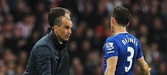 Sky: Martinez har fått sparken i Everton