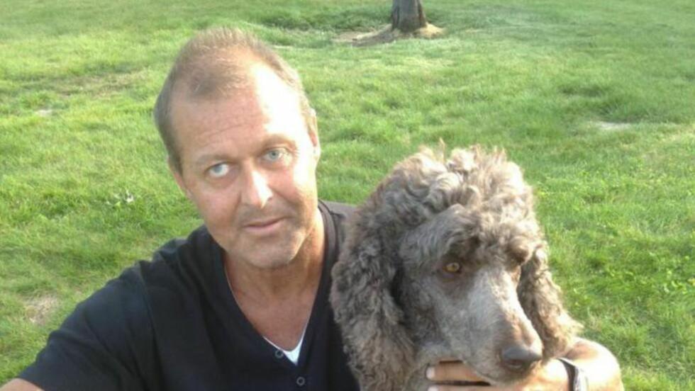 BLIND: Hortensmannen Stein Bjørnsen er anklaget og dømt for jukst av Norges sjakkforbund. Nå får han støtte av profiler i sjakkmiljøet.  Foto: Privat