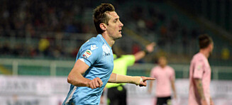 Historiske Klose gir seg i Lazio: - Møt opp på søndag og si farvel