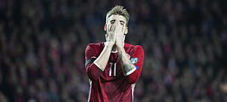 Hareide åpner for å ta ut Bendtner likevel