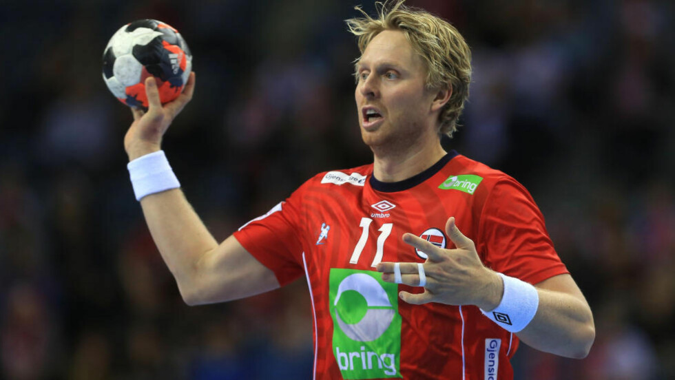 HARDT: Erlend Mamelund tror OL-kvalifiseringen blir tøffere enn EM. Foto: Jens Wolf /dpa