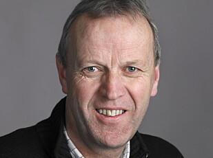 KRITISK: Seniorforsker Svein Melby. Foto: Institutt for forsvarsstudier