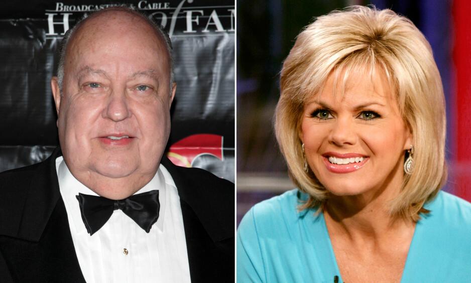CARLSON FÅR STØTTE: Gretchen Carlson har saksøkt sin tidligere sjef, Roger Ailes, for seksuell trakassering og hevnaksjoner. Lørdag sto ytterligere seks kvinner fram med liknende historier om Ailes. Fox News-sjefen på sin side hevder beskyldningene er falske. Foto: Stella Pictures / Scanpix