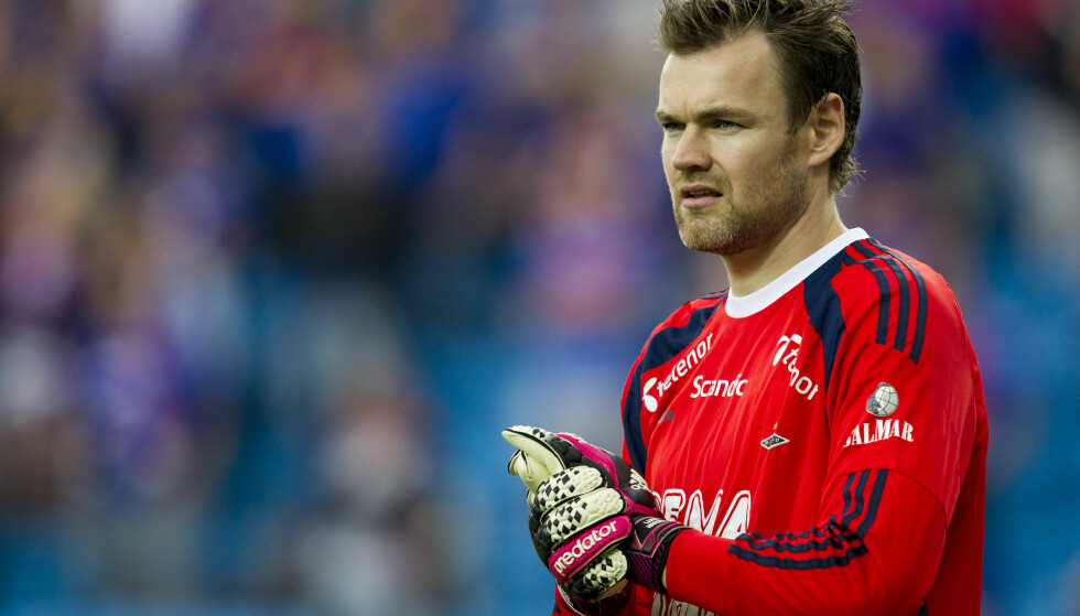 GIR SEG: Alexander Lund Hansen. Foto: Vegard Grøtt / NTB scanpix