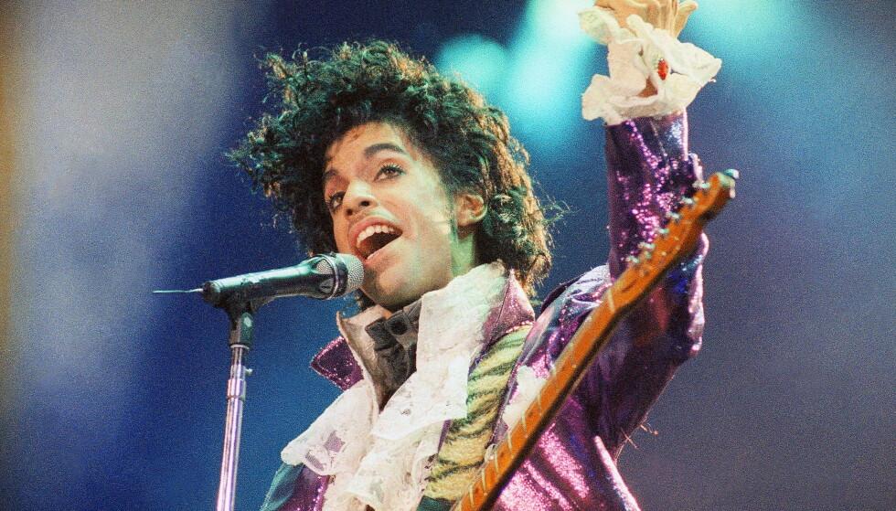 BITTERT ARVEOPPGJØR: Arvingene etter artisten Prince har fortsatt ikke fått utbetalt arven to år etter at han døde. Foto: AP Photo/Liu Heung Shing, File