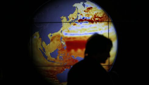 <strong>ENDRINGER:</strong> Matmangel og klimaflyktninger vil være to av de verste konsekvensene av klimaendringer, mener klimaforsker Hans Olav Hygen. Foto: Stephane Mahe / Reuters / NTB scanpix