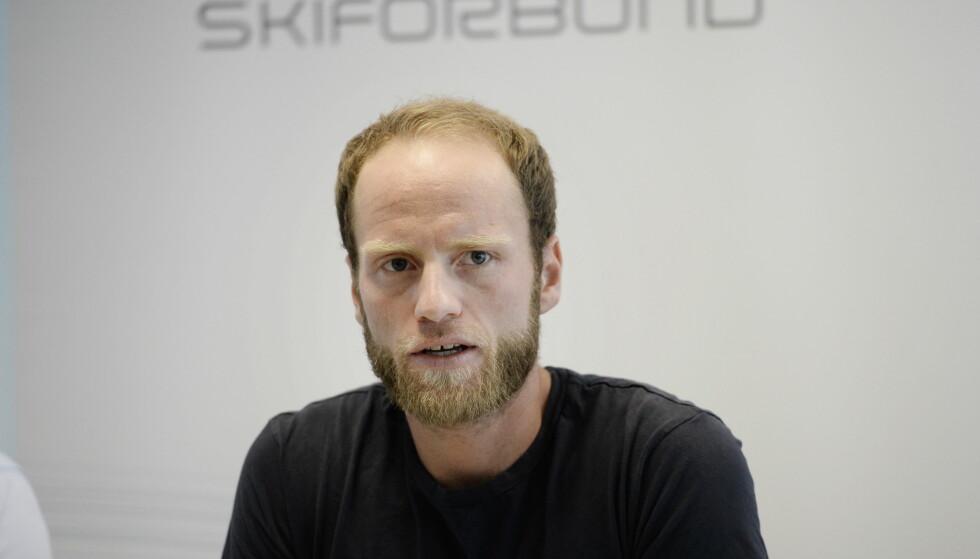 FORKLARTE SEG I GÅR: Martin Johnsrud Sundby. Foto: John Terje Pedersen