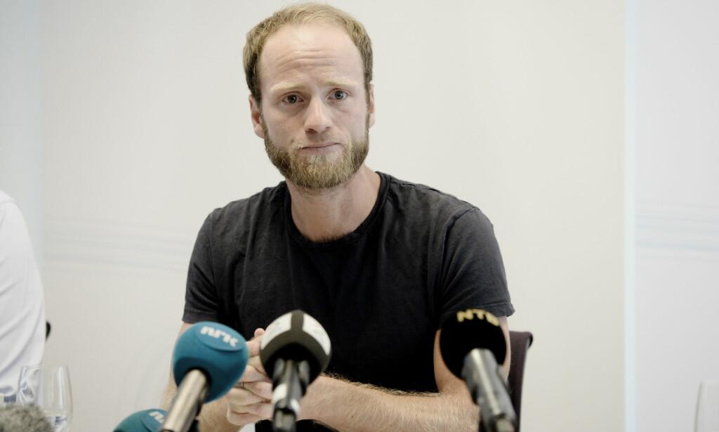 HARDT UT MOT SUNDBY: Den finske leieren mener Martin Johnsrud Sundby og Norge blir særbehandlet. Foto: John Terje Pedersen