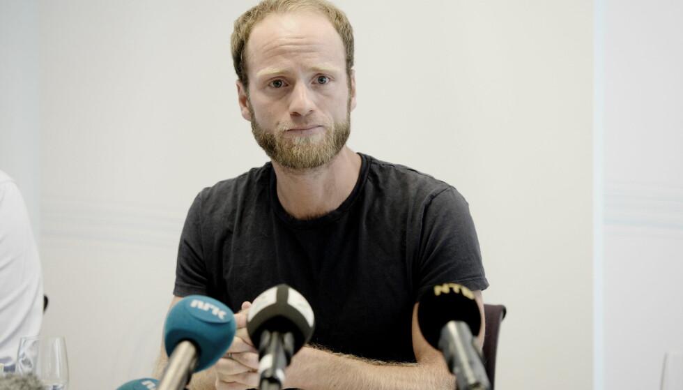 <strong>HARDT UT MOT SUNDBY:</strong> Den finske leieren mener Martin Johnsrud Sundby og Norge blir særbehandlet. Foto: John Terje Pedersen
