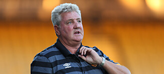 Bruce overtar kriserammet Aston Villa