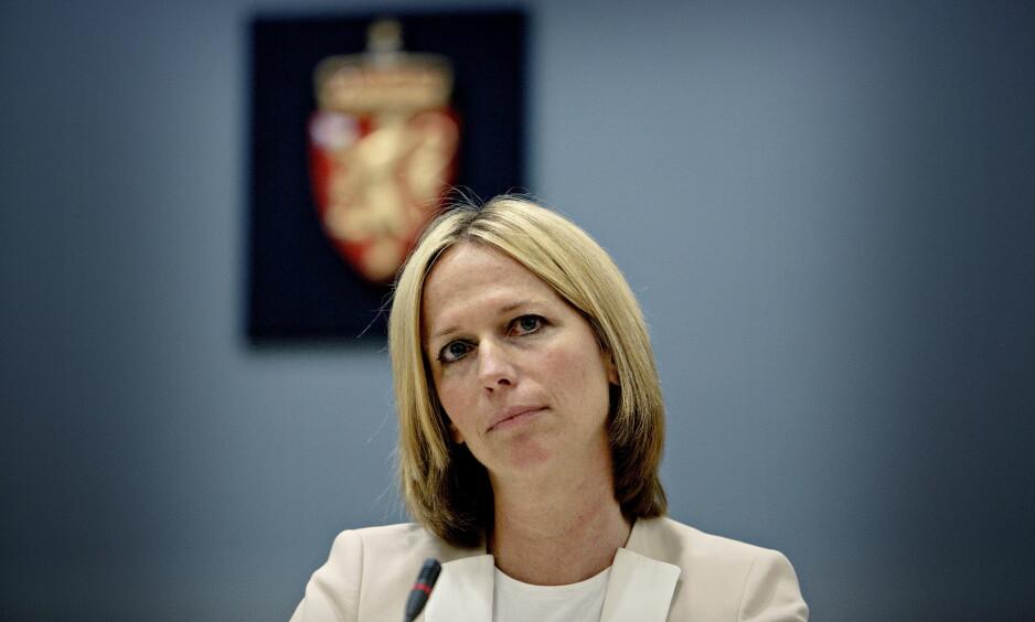 DOMMER: Inga Bejer Engh er dommer i Oslo tingrett, men er mest kjent som aktor i 22. juli-rettssaken. Her i retten 22. juni 2012, på hovedforhandlingens siste dag. Foto: Lars Eivind Bones / Dagbladet