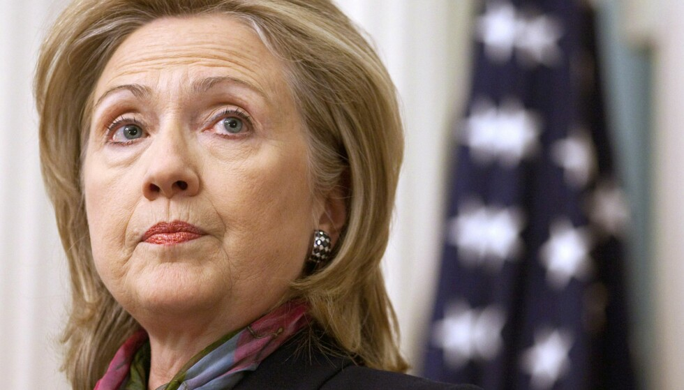 FÅR SVI I NY LEKKASJE: Den demokratiske presidentkandidaten får svi i ny lekkasje fra WikiLeaks. Foto: NTB Scanpix