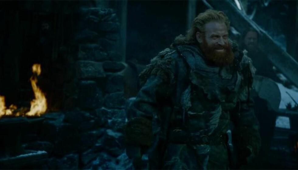 Slik har du aldri sett Game of Thrones-skuespillerne tidligere