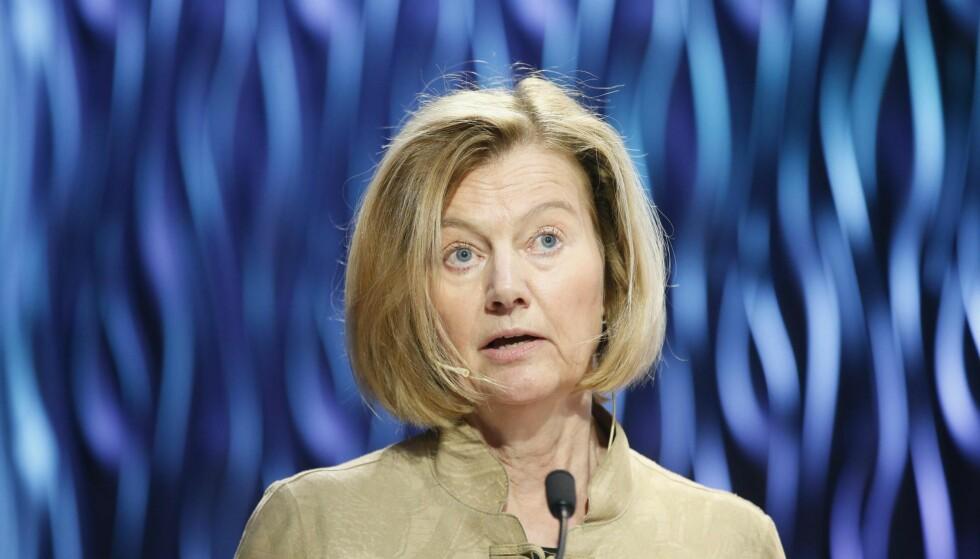 MÅ REDEGJØRE: Telenorsk styreleder Gunn Wærsted må svare for hva som skjedde med Nordea i Luxemburg da hun var toppsjef. Foto: Scanpix