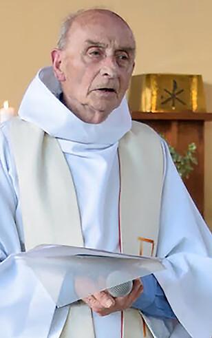 DREPT AV TERRORISTER: Presten Jacques Hamel ble drept i angrepet mot den katolske kirka i Saint-Etienne-du-Rouvray Foto: Paroisse Saint-Etienne-du-Rouvray / NTB Scanpix
