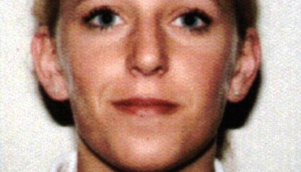 DREPT: 24. september 2000 forsvant 20 år gamle Tina Jørgensen sporløst etter å ha tilbrakt kvelden på byen sammen med kjæresten. Over en måned seinere ble hun funnet drept. I fjor ble fire menn siktet for saken. Nå er siktelsen mot alle fire henlagt. Foto: Politiet / NTB Scanpix