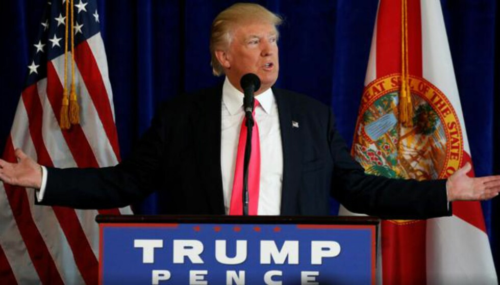 Trump: Hør etter Russland