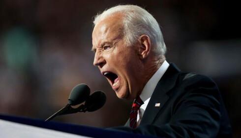 Se talen som hylles: - Han har ikke peiling på hva som gjør USA storartet. Han har ikke peiling i det hele tatt