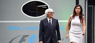 Formel 1-sjefens svigermor frigitt i Brasil
