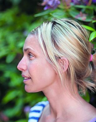 MIDDAGSFAVORITTER: Tina Nordström liker å prøve ut nye retter, men noen kommer hun alltid tilbake til. Her er tre av dem. Foto: CHARLIE DREVSTAM / TINA - SLIK LAGER DU MIN ALLER BESTE MAT